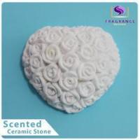 Buy cheap Car Air Freshener Elegant Plaster Scented Ceramic ODM service from wholesalers