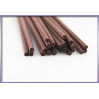 Buy cheap Decorative Brown Aroma Diffuser Sticks Home Fragrance Sticks from wholesalers