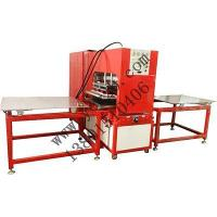 Electric seat embossing machine