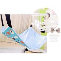 Double-sided printed cartoon cat hammock bed available