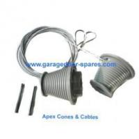 Cheap Apex Ascot Garage Door Grey Cones and Cables wholesale