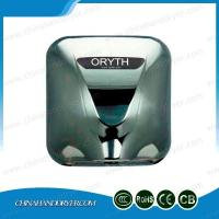 Cheap Best Air Filter Temperature Control Velocity Electric Commercial Hand Dryer for Sanitarywares wholesale