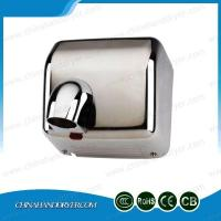 China Heavy Duty Commercial Warm Air Supply Stainless Steel World Dryer Hand Dryer in Restroom on sale