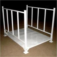 Cheap Textile Industry Stacking Folding Storage Stillage for Fabric Roll wholesale