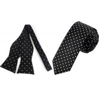 Cheap Polka Dot Tie Or Bow Ties For Men wholesale