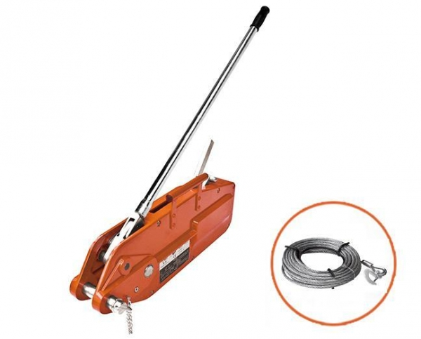 Quality Wire rope Pulling hoist ATQ-B for sale