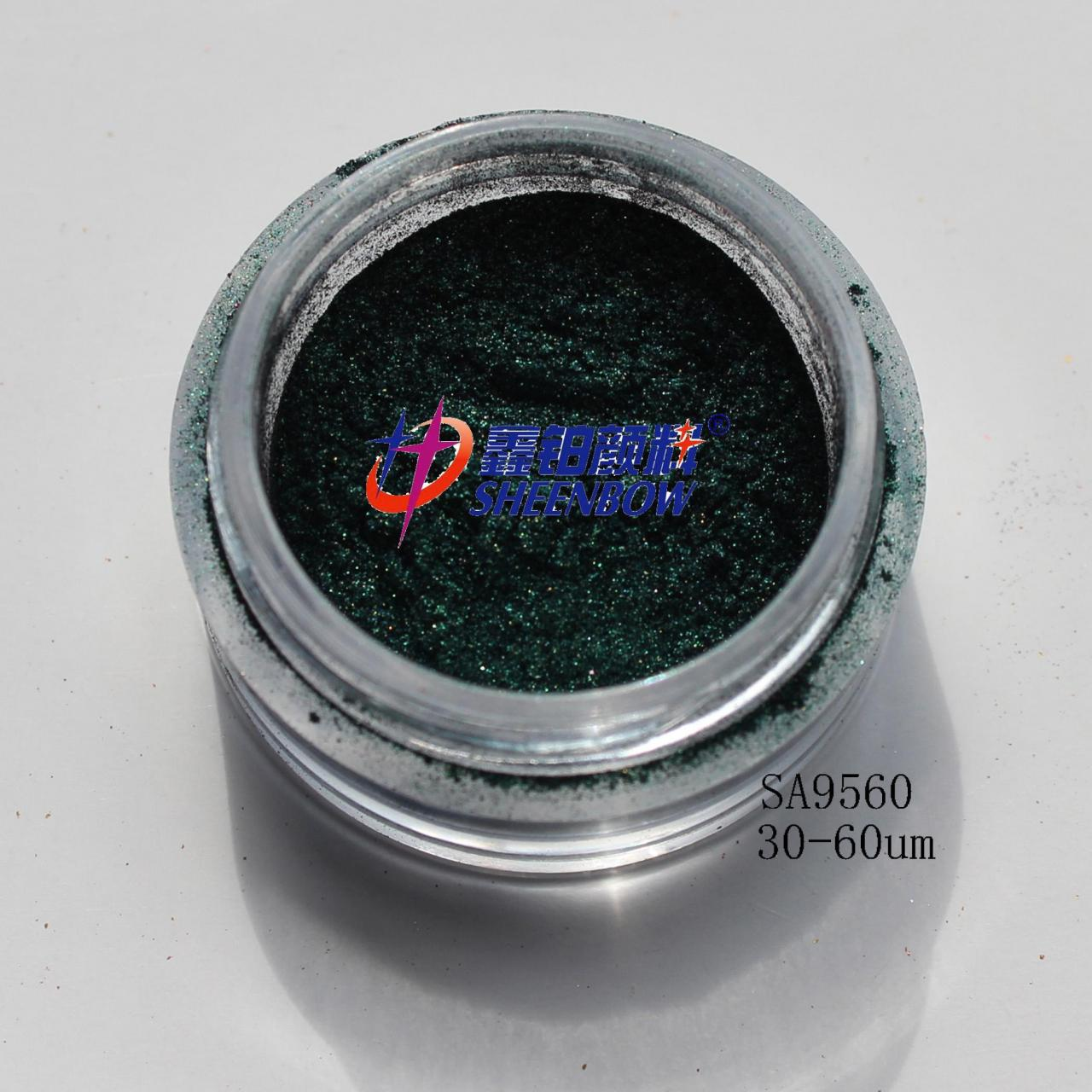 Cheap SA9560 Ink Green Pearlescent pigment wholesale
