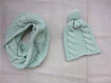 Quality Fashion Accessories XH-0175 light green men scarf for sale