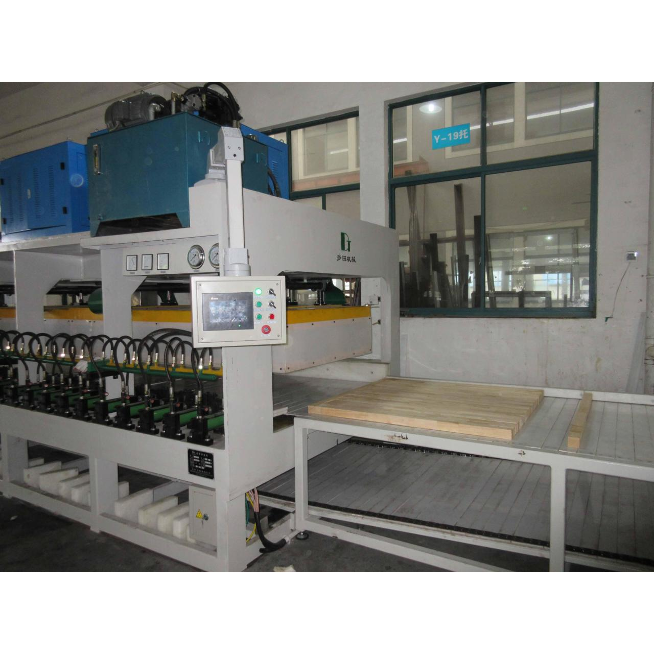 Cheap GPB-130-DT High frequency board jointing machine wholesale