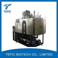 100kg/day Industrial Pharmaceutical Grade Vacuum Freeze Dryer/lyophilizer Manufactuer