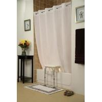 Cheap Getting Ready Home Bench Buddy Hookless Shower Curtain Simplicity wholesale