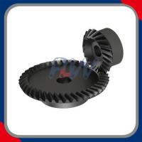 China Ground Spiral Bevel Gears Modules 2-4 on sale