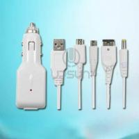 China 2DS/ DSi/ DS Lite/ DS/ PSP/ GBA/ USB 5-in-1 Universal Car Charger UP-134007 on sale