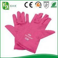 Cheap China Cheap Price Pink Protection Cleaning Microfiber Jewelry Gloves wholesale