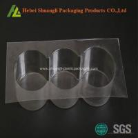 Buy cheap Clear custom plastic bakery boxes from wholesalers