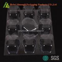 Buy cheap Clear transparent plastic muffin boxes wholesale from wholesalers