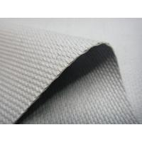 3786-300SG2 Dry Silicone Coating Fiberglass Clothes,two Sides,grey