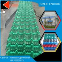 Corrugated steel sheet