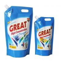 Cheap Spouted Pouches for Liquid Soap/shower Gel and Detergent Packaging wholesale