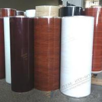 Buy cheap Wood Grain Hot Stamping foil For WPC Door Frame from wholesalers