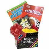 Cheap Birthday Gift for Men and Women with Puzzle Books wholesale