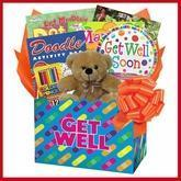 Cheap Kids Get Well Gift Box of Things to Do wholesale
