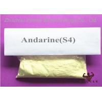 Cheap Light Yellow SARMS Raw Powder Andarine S4 SARMS For Bodybuilding CAS 401900-40-1 wholesale