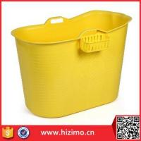 Cheap Food Grade PP5 Material Plastic Bath Tub for Adult wholesale