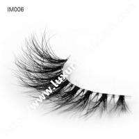Cheap Best Naked Band 3D Mink Lashes Supplier wholesale