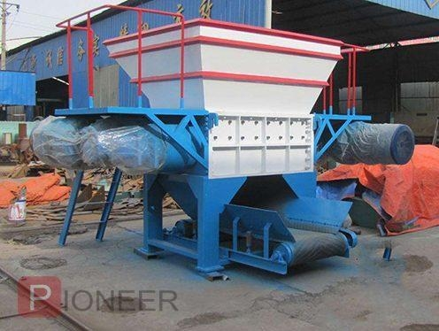 Quality Waste tire shredder for sale