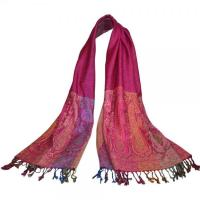 Cheap New Light Color Ethnic Elements Scarves DS3015 wholesale