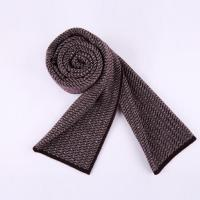 Cheap Pure Wool Young Fashion Classic British Thickening Scarves ZW1004 wholesale