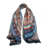 Buy cheap Fashion Square Scarf Light Color Chiffon Shawl YQ1025 from wholesalers