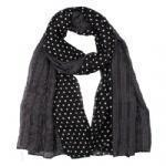 Cheap Girl's printed infinity scarf wholesale