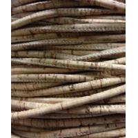 Cheap ARTS & CRAFTS Cork String - Round, Natural 3.0mm wholesale