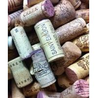 Cheap ARTS & CRAFTS Recycled Wine Corks- Unsorted - Bag of 100 wholesale