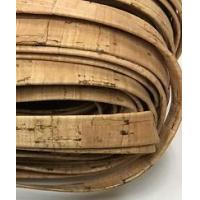 Cheap ARTS & CRAFTS Cork String - Strip Natural 10mm wholesale