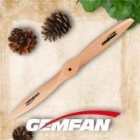 Cheap 1260 Gas motor Wooden Propellers for helicopter parts wholesale