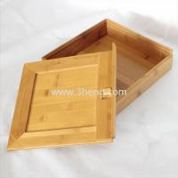 Cheap Bamboo gift box wholesale