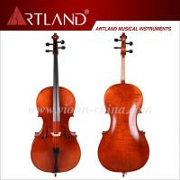 Hand made cello Yellow Brown(AC50)