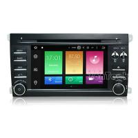 Buy cheap ZK-6759P Porsche Cayenne 8 Core Android 6.0 Car Stereo GPS Radio from wholesalers
