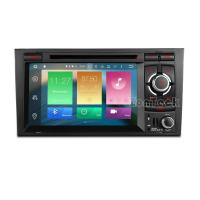 Buy cheap ZK-6508A Audi A4 S4 Octa-Core Android 6.0 Car DVD GPS Radio from wholesalers