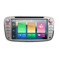 Buy cheap ZK-6208F 7 Inch Ford Mondeo Android 6.0 Car Audio GPS 2G+32G from wholesalers