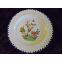 Cheap Art Glass Copeland late Spode Chinese rose dinner plate Jan 1913 wholesale