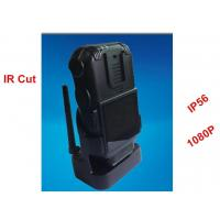 Wireless Should Police Wearing Body Cameras , High Resolution Police Personal Camera