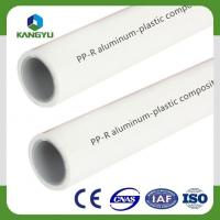 Cheap Water Supply Fittings Plastic Composite AL PPR Pipe for Natural gas for sale