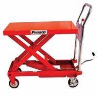 Cheap Elevating Cart Lifts Portable Manual Scissor Lifts wholesale