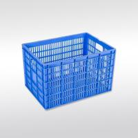 Cheap Plastic Crates for Storage, Distribution and Transportation for sale