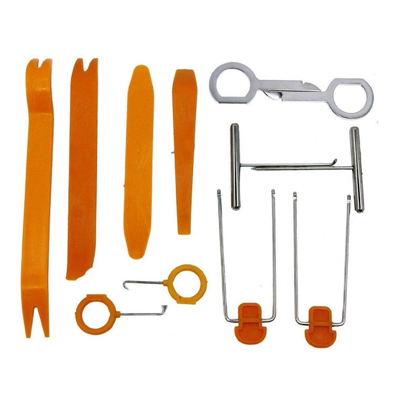 Car tools and equipment