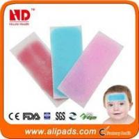 Cheap Physically gel cooling patch for baby and adults Fever reducing wholesale